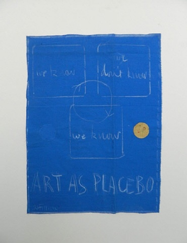 Art as placebo, 1976 - Robert Filliou