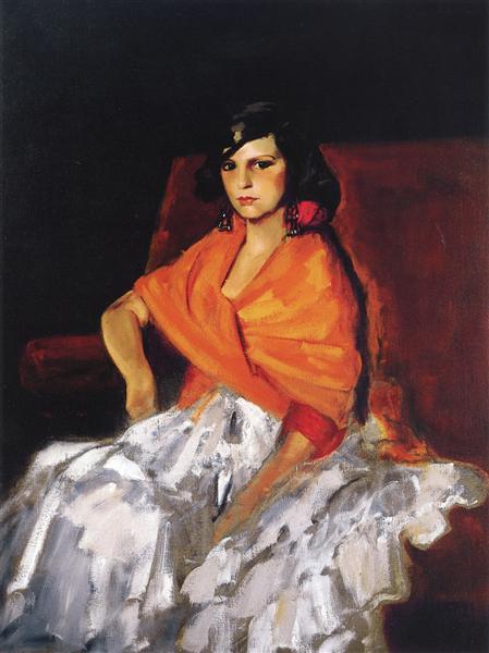 Dorita, 1923 - Robert Henri