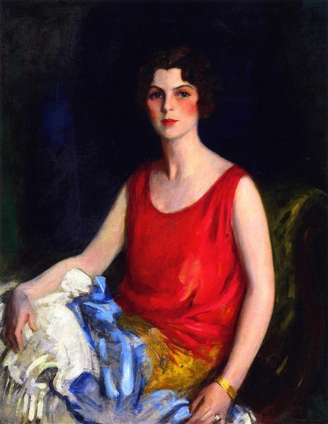 Loretta Hines Howard - Robert Henri