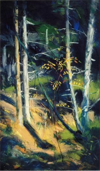 Maine Landscape, 1919 - Robert Henri