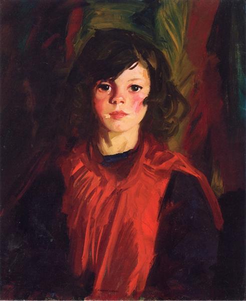 Mary Ann (Mollie), 1926 - Robert Henri