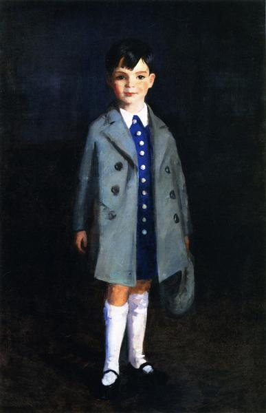Portrait of Jack Cuddihy, 1926 - Robert Henri
