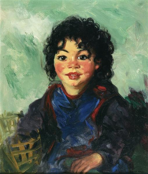 Thammy, 1915 - Robert Henri