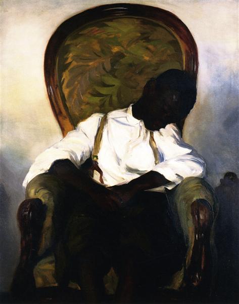 The Failure of Sylvester, 1914 - Robert Henri
