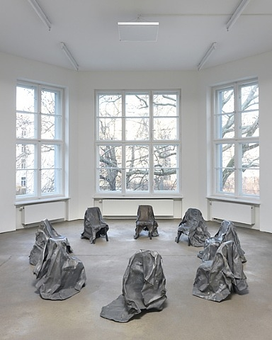 Chairs, 2001 - Robert Morris