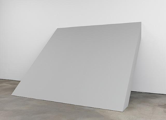 Wall-Floor Slab, 1964 - Robert Morris