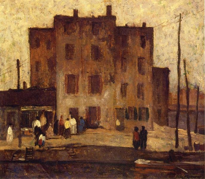 Jack's Castle, 1921 - Robert Spencer