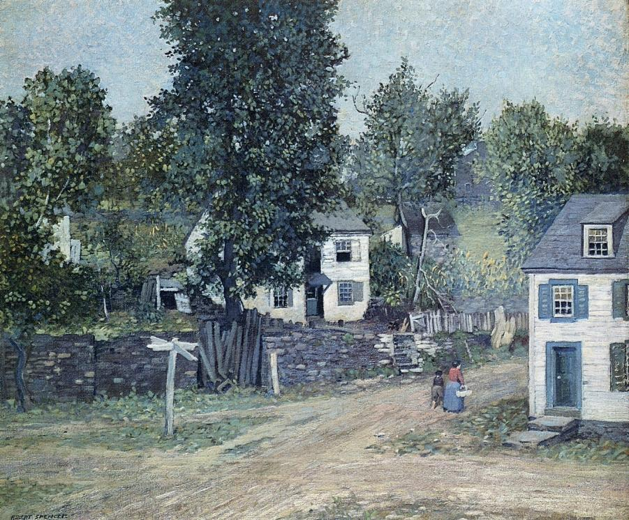 The Crossroads, 1909