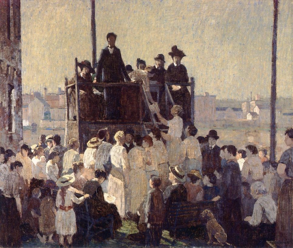 The Evangelist, 1919