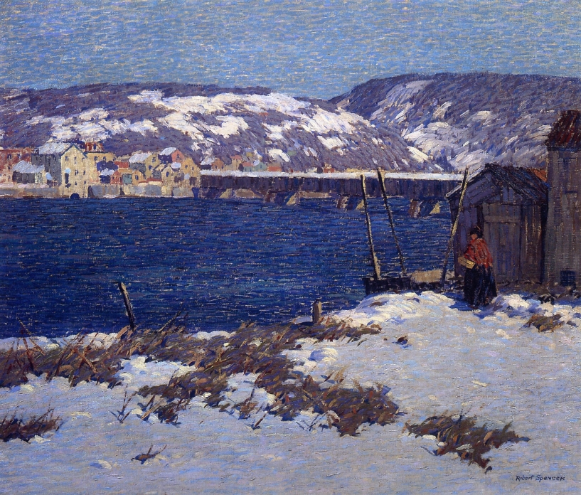 The Two Shores, 1915