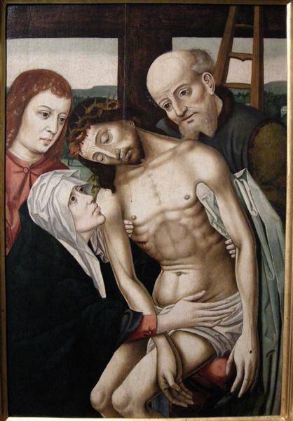 Lamentation - Rogier van der Weyden