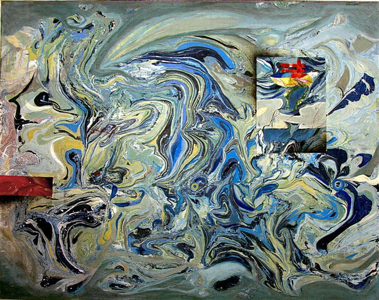 Blue Dynamic Universe - Romul Nutiu