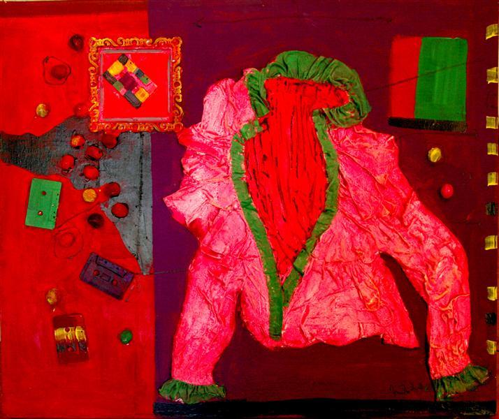 Diary I, 2004 - Romul Nutiu