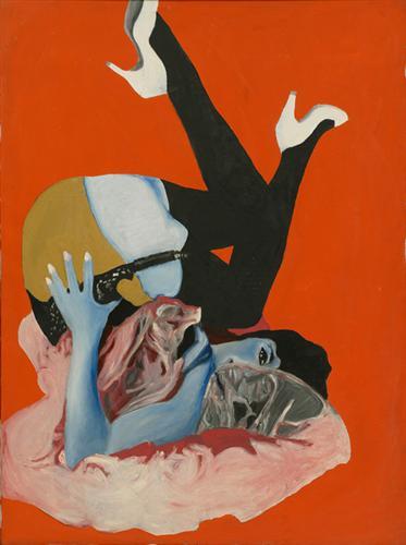 Self-Portrait - Rosalyn Drexler - WikiArt.org