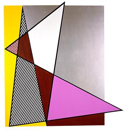 Imperfect painting, 1986 - Roy Lichtenstein