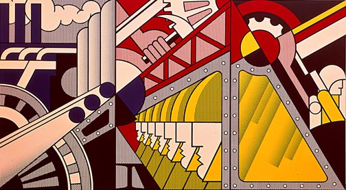 Preparedness, 1968 - Roy Lichtenstein