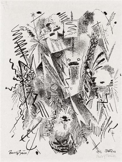 Bantama, 1921 - Rudolf Bauer