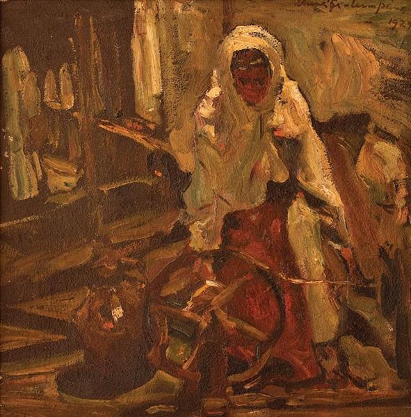 Reeler, 1929 - Rudolf Schweitzer-Cumpana