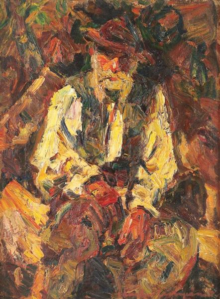 Moş Gheorghe, 1940 - Rudolf Schweitzer-Cumpana