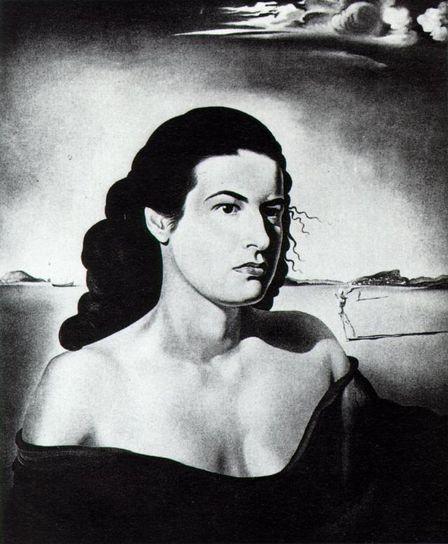 Portrait of Mrs. Luther Greene, 1942
