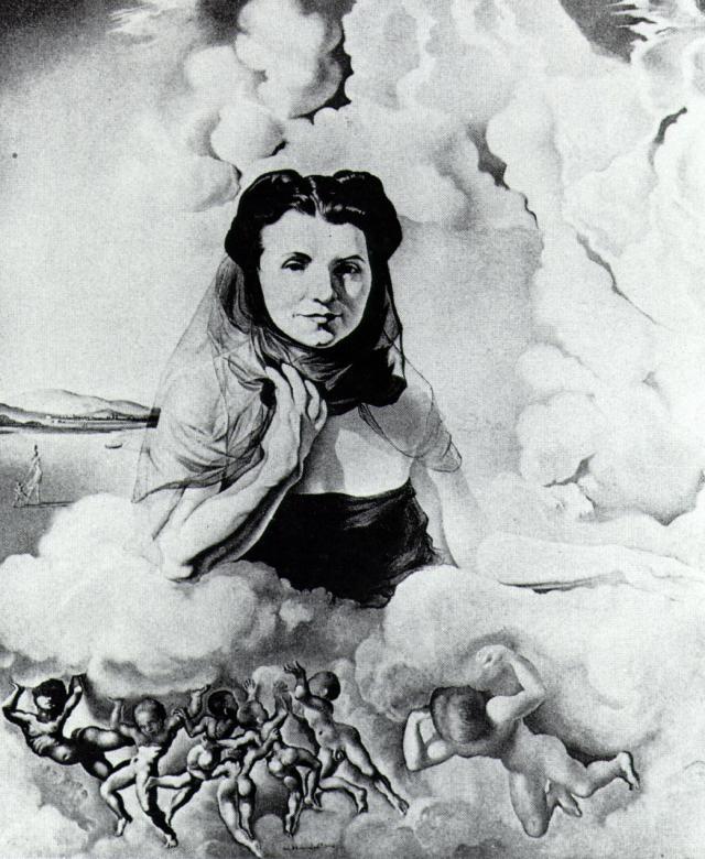 Portrait of Mrs. Ortiz-Linares, 1942