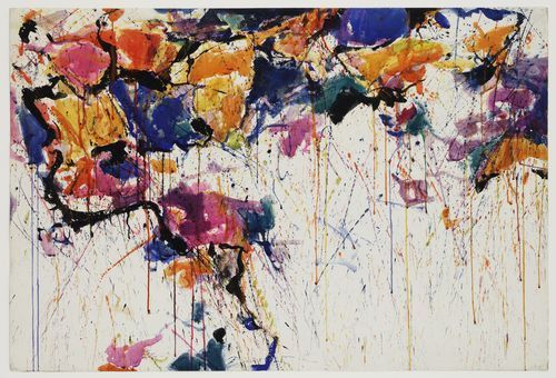 abstract expressionism thesis