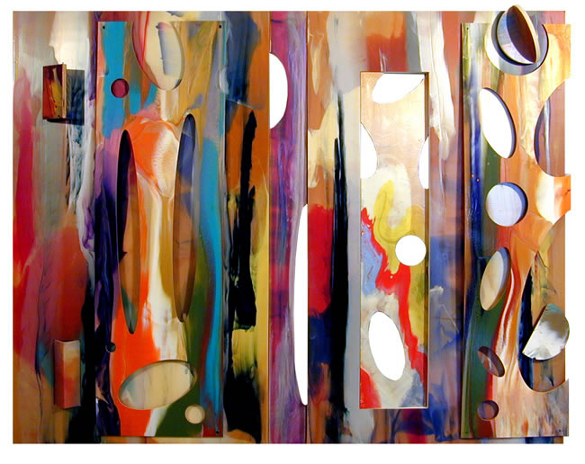 Tapestry, 2000 - Sam Gilliam