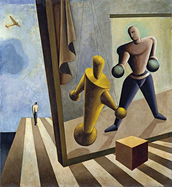 The Twentieth Century, 1927 - Sandor Bortnyik