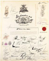 Large Document - Saul Steinberg