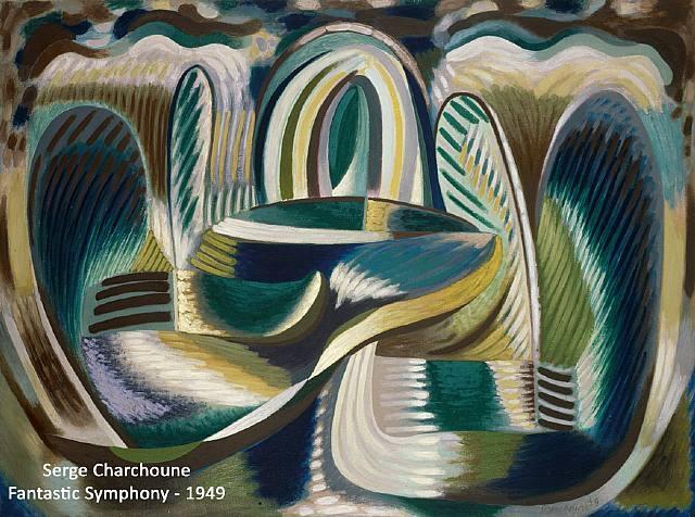 Symphonie Fantastique, 1949 - Сергей Шаршун