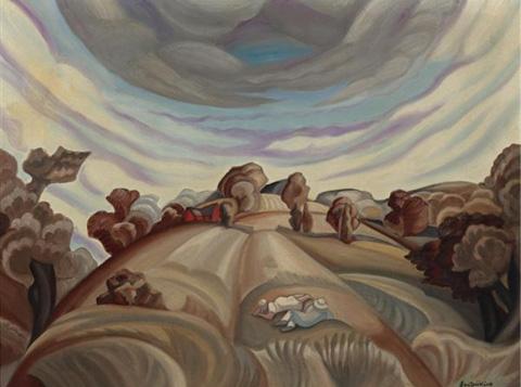 Lovers in the field - Сергей Судейкин