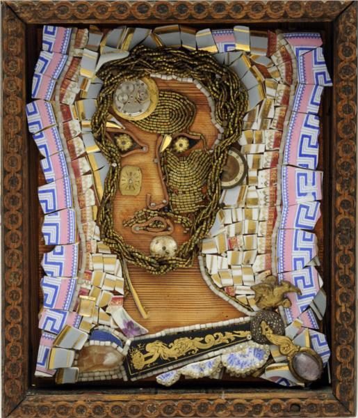 Portrait of Daniel Olbrychski - Sergei Parajanov