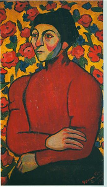 Philomene, 1907 - Sonia Delaunay