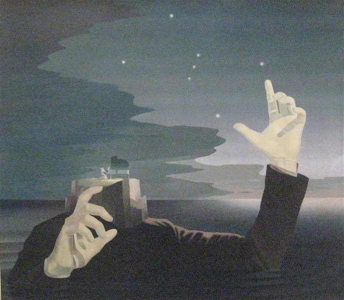 Nattligt Tema, 1938 - Свен Джонсон