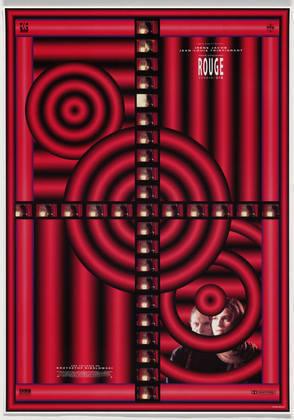 Rouge, 1994 - Tadanori Yokoo