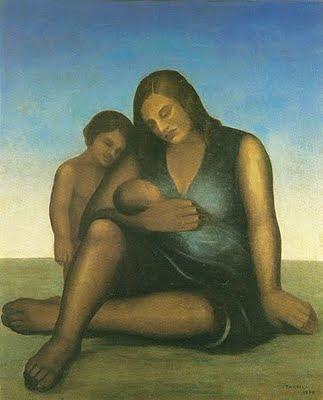Maternidade, 1938