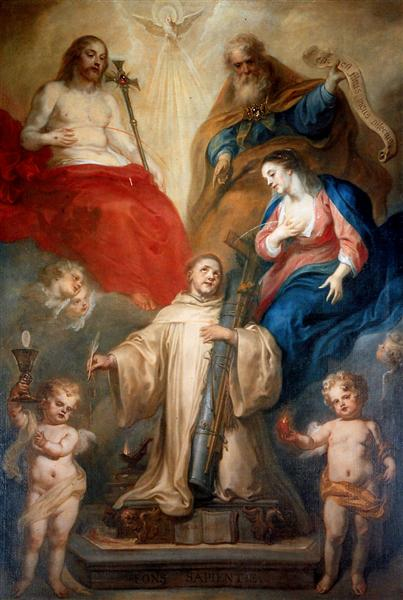 Holy Trinity - Теодор ван Тульден