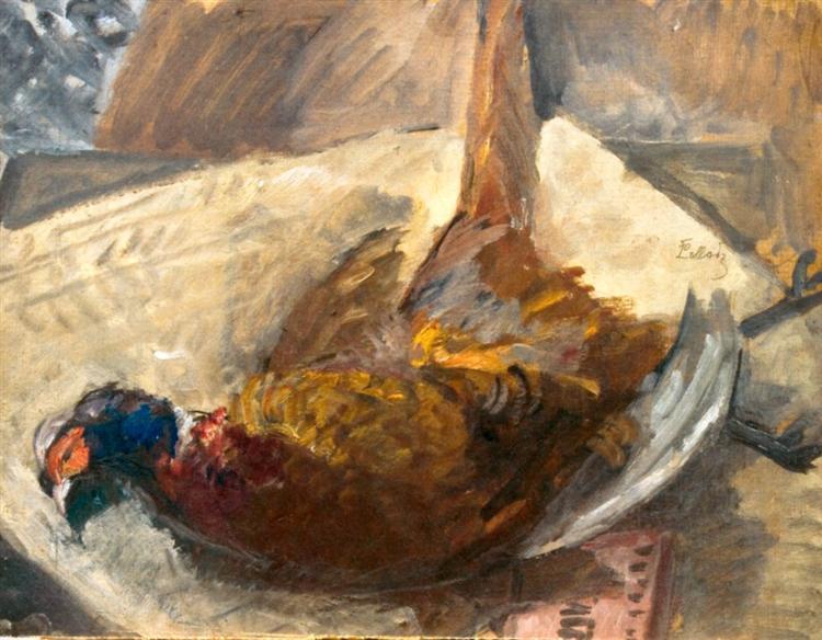 Pheasant - Theodor Pallady