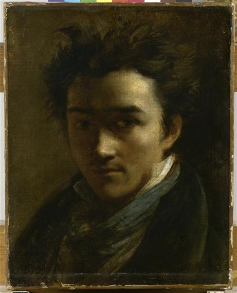 Colin Alexander,painter - Théodore Géricault