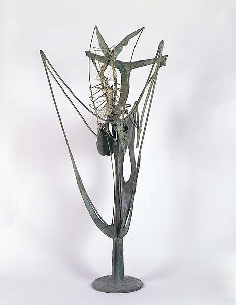 Insect Plant, 1957 - Theodore Roszak