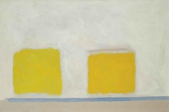 Twin Sun-Box, 1965 - Theodoros Stamos