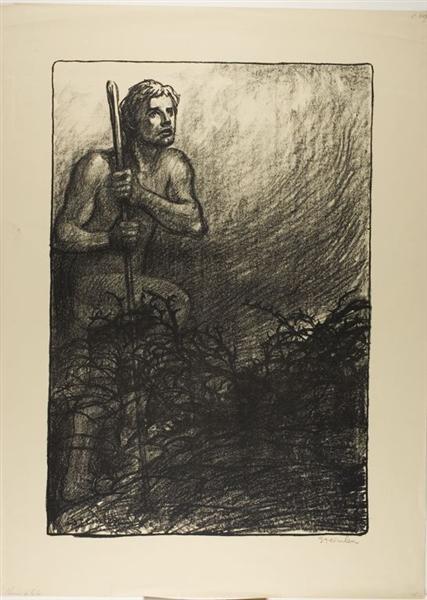 Les Temps Nouveaux, 1906 - Theophile Steinlen
