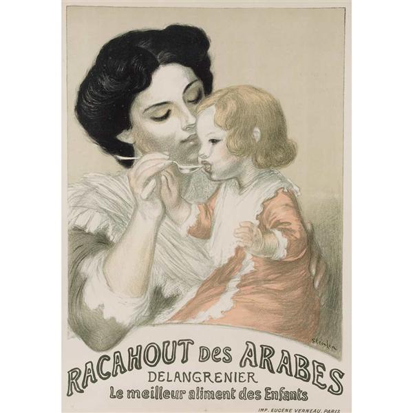 Rachout Des Arabes, 1905 - Theophile Steinlen