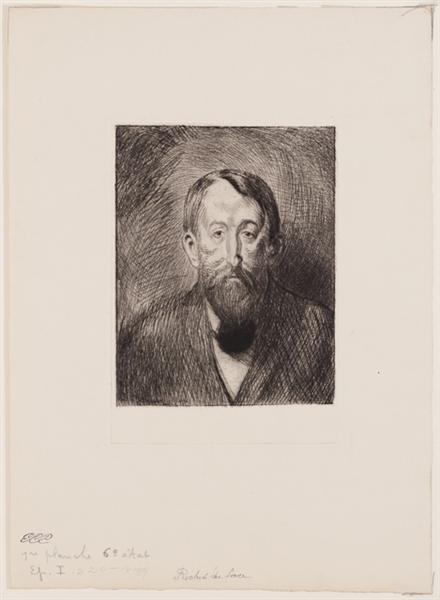 Rictus de Face - Theophile Steinlen