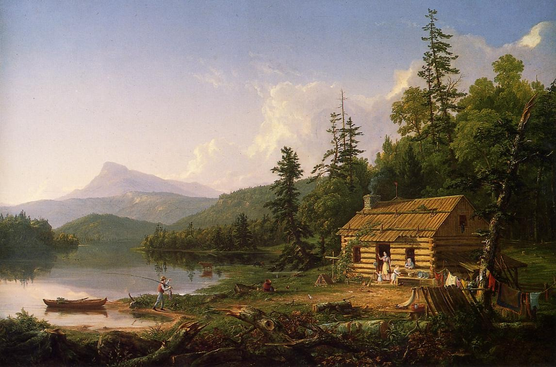 Greatest Thomas Cole Home in the Woods 1146 x 758 · 217 kB · jpeg