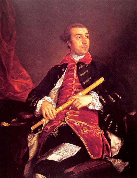William Wollaston, 1759 - Thomas Gainsborough
