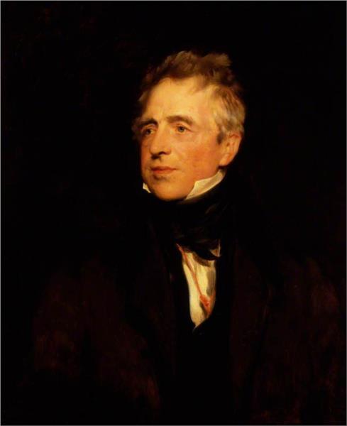 John Fawcett, 1828 - Thomas Lawrence