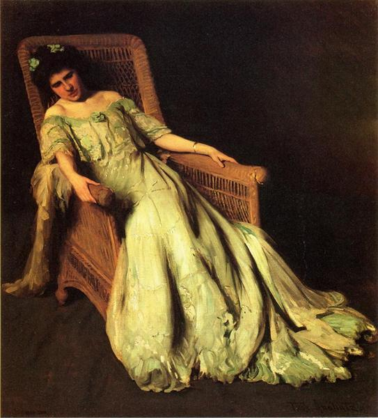 Figurepiece, 1909 - Томас Поллок Аншутц