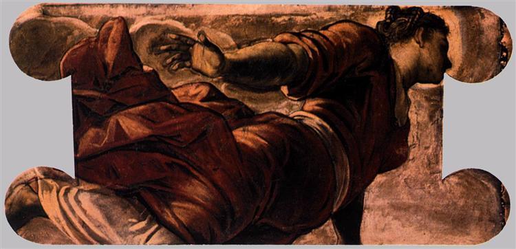 Allegory of Generosity, c.1564 - Tintoretto