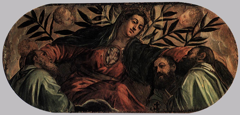 Allegory of the Scuola della Misericordia, 1564